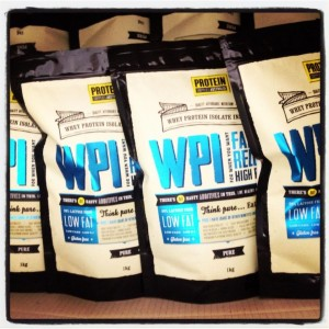 Pure WPI (Whey Protein Isolate)